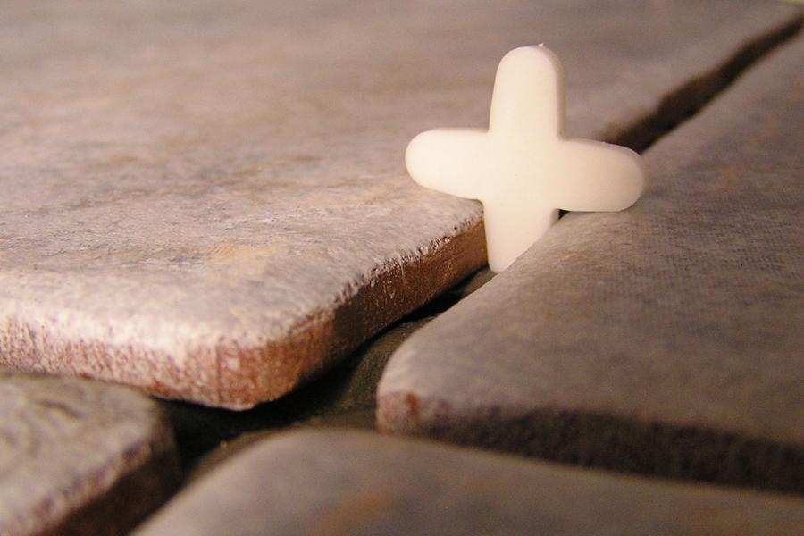 Espaçador piso ceramico - Tina Lawson