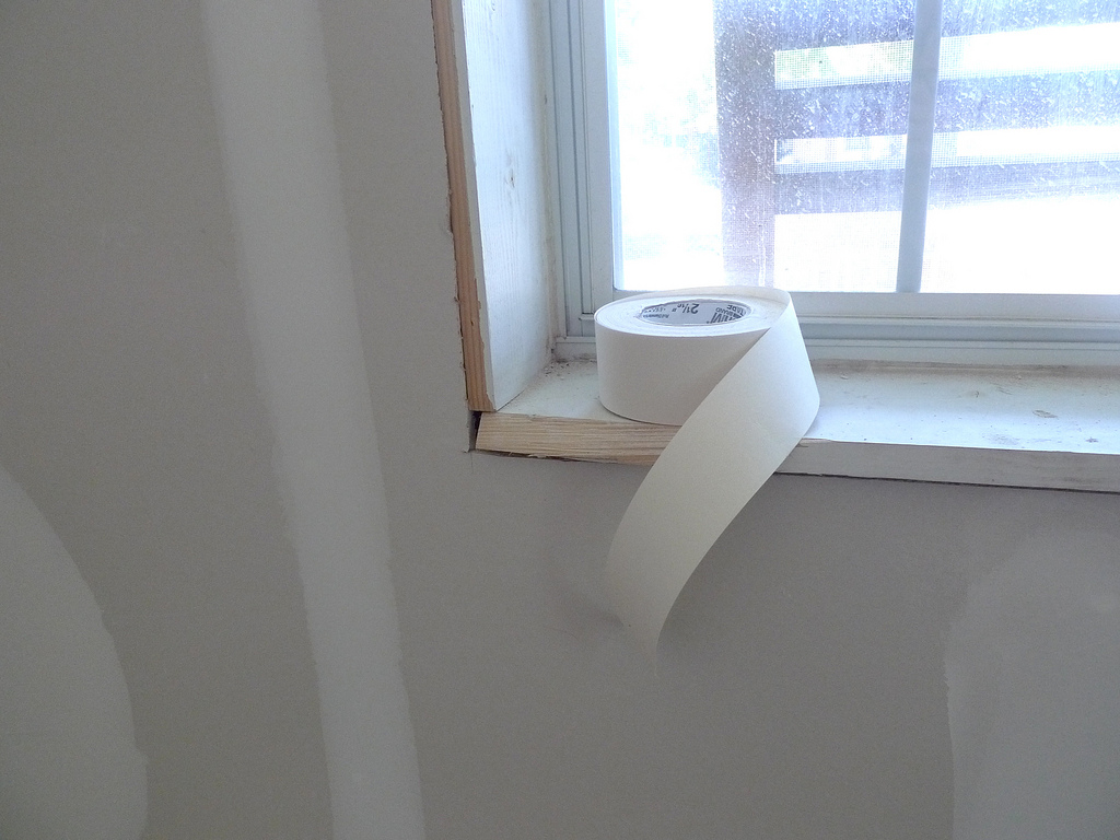 Fita de papel-garann